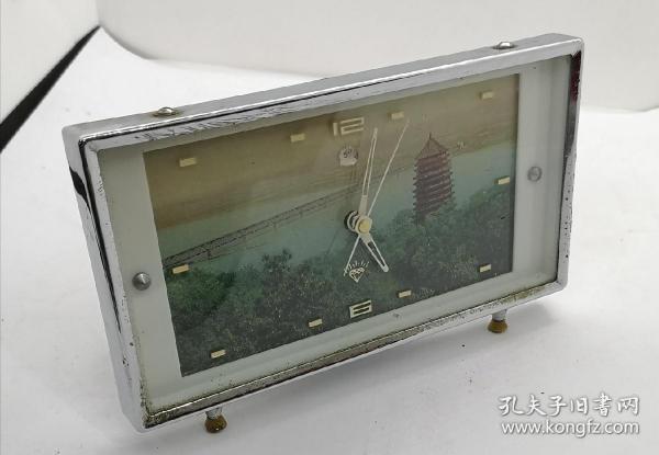 怀旧台钟/杭州六合塔机械钟