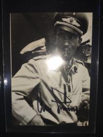 二战德阿道夫加兰德中将,飞行将军,战斗机总监