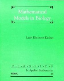 Mathematical Models In Biology
