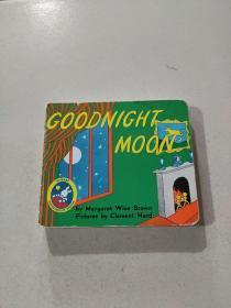 GOODNIGHT MOON:《月亮,晚安吧!》