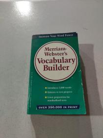 Merriam webster's Vocabulary Builder:《韦氏词典》词汇构建者