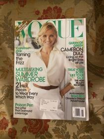 美国版US Vogue 2009年6月刊