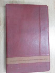 外文书    THE HOIY BIBIE 共  996页   软精装