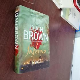 Inferno:A Novel【扉页有签名】