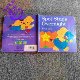 SpotStaysOvernight[Boardbook]