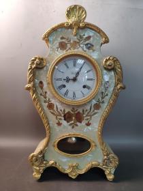 意大利 钟表, 钟表里的 奢侈品高42厘米,