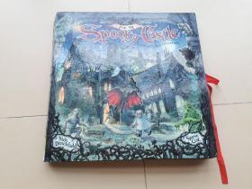 Spooky Castle pop up book