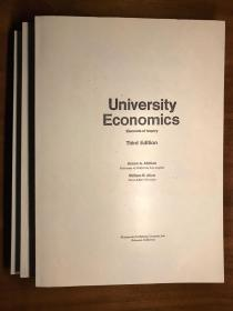 University Economics