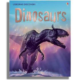 Usborne Discovery Dinosaurs恐龙(精装绘本)(7-10)岁