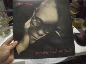 黑胶唱片 ELTON JOHN SLEEPING WITH THE PAST
