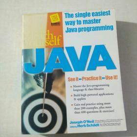 【原版】Teach Yourself JavaTeach yourself java                  【存放208层】