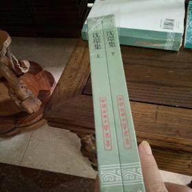 中国古典文学丛书:  沈璟集