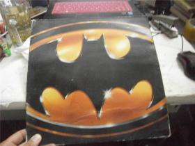 黑胶唱片 BATMAN