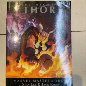 Marvel Masterworks: The Mighty Thor Volume 3 (Marvel Masterworks (Numbered))