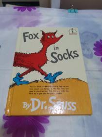 Fox in Socks穿袜子的狐狸 英文原版