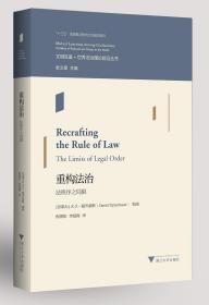 重构法治:法秩序之局限