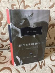 Joseph and His Brothers by Thomas Mann 托马斯曼 《约瑟夫和他的兄弟们》- John E.Woods 英译并导读 人人文库精装本