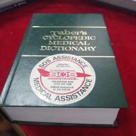 Taber's  CYCLOPEDIC MEDICAL DICTIONARY15
