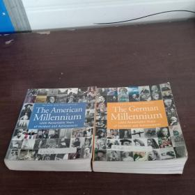 The German Millennium(德国千年),The American Millennium《美国千年》两本合售