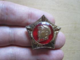 毛主席像章(5)