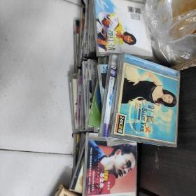 张国荣cd 许冠杰cd碟