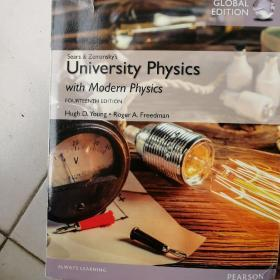 Sears & Zemansky's University Physics with Modern Physics 英文原版第14版