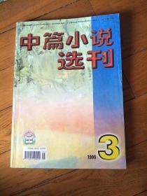 中篇小说选刊 文学双月刊 1999.3