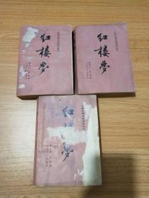 中国古典文学读本丛书 红楼梦上中下