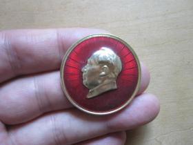 毛主席像章(3)