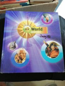 My world history。pearson