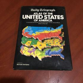 Daily Telegraph:ATLAS OF THE UNITED STATES OF AMERICA