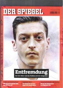  最佳德语阅读资料最好德语学习资料  原版德文杂志 DER SPIEGEL 2018年7月28日【店里有许多德文原版书欢迎选购】