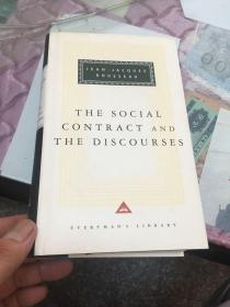 The Social Contract and The Discourses (布面精装)