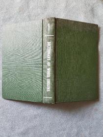 DICTIONARY OF WORD ORIGINS 字源字典(英文原版)