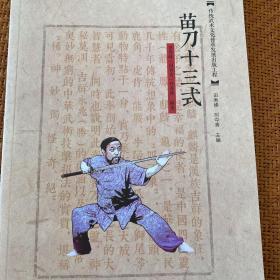 苗刀十三式