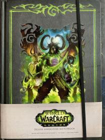 World of Warcraft deluxe hardcover sketchbook