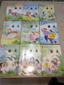苏教版小学语文课本1-5年级共10本