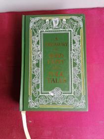 A Treasury of Irish Fairy and Folk Tales爱尔兰神话和民间传说