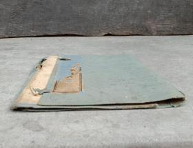清代民国时期石印本函套,1只,20cmⅹ13.2cm。应是4册装,可配。大体品相如图。