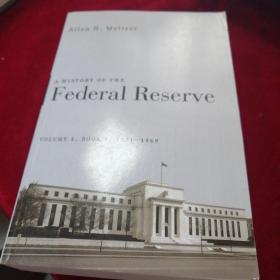 A HISTORY OF THE Federal Reserve  VOLUME 2  BOOK 1,1970-1986