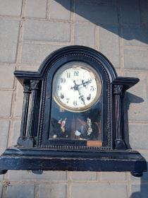 瑞昌洋行老钟表
