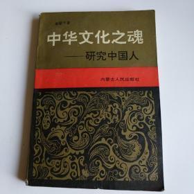 中华文化之魂 研究中国人