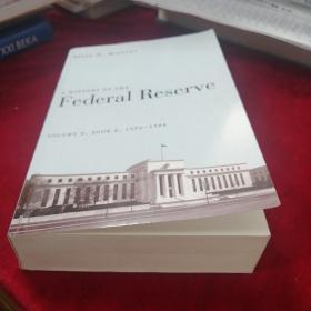 A HISTORY OF THE Federal Reserve  VOLUME 2  BOOK 2,1970-1986