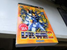 VR特警2(1CD)加一游戏使用说明+徽章+回函卡【游戏光盘中文版】