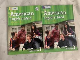 American English in Mind Level 2   student's book+ workbook