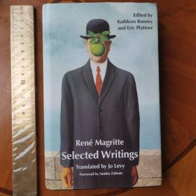 Selected writings rene Magritte art the whole story