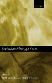 Leviathan After 350 Years (mind Association Occasional)