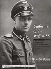 Uniforms Of The Waffen-ss, Vol. 1
