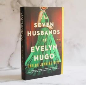 现货 英文原版书 伊夫林·雨果的七个丈夫 The Seven Husbands of Evelyn Hugo