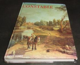 2手英文 John Constable (Essential Art) 约翰康斯特布尔 sca86